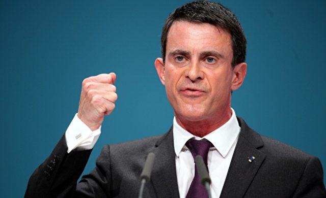 Manuel Valls Foto: über dts Nachrichtenagentur