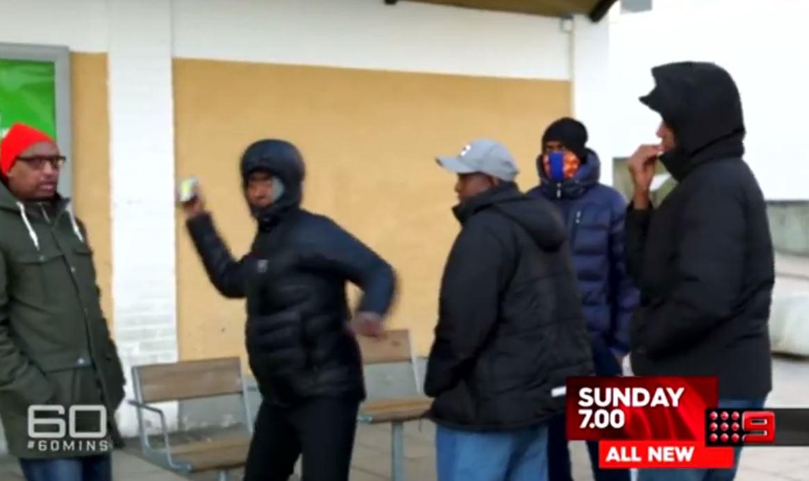 Stockholm: Australische Journalisten in No-Go-Area angegriffen