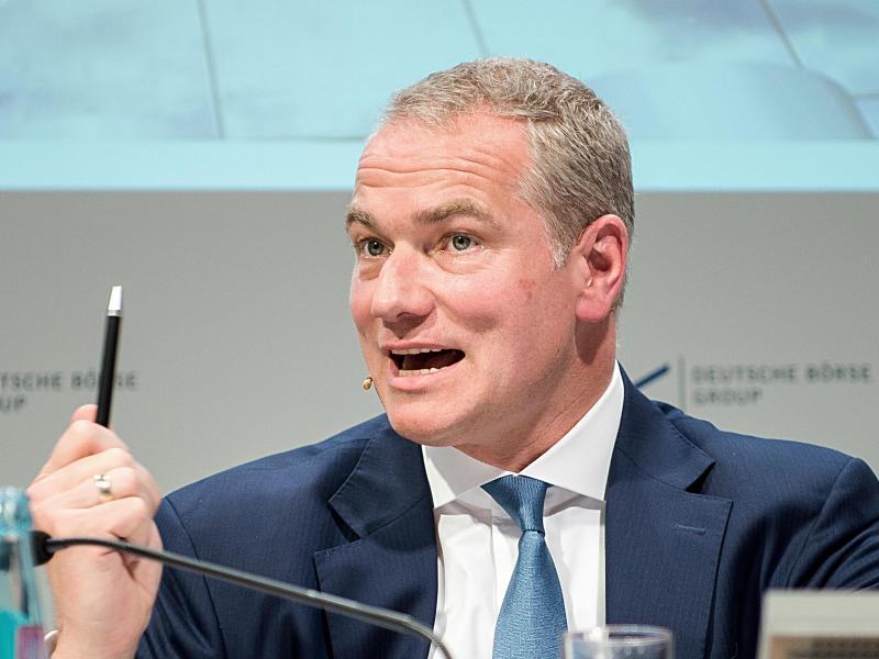Deutscher Börse droht Übernahmekampf mit der New Yorker Börse