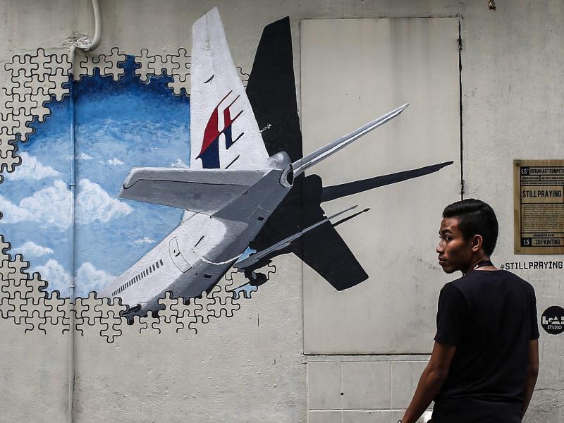 Spekulationen um MH370: Wrackteil in Mosambik angeschwemmt