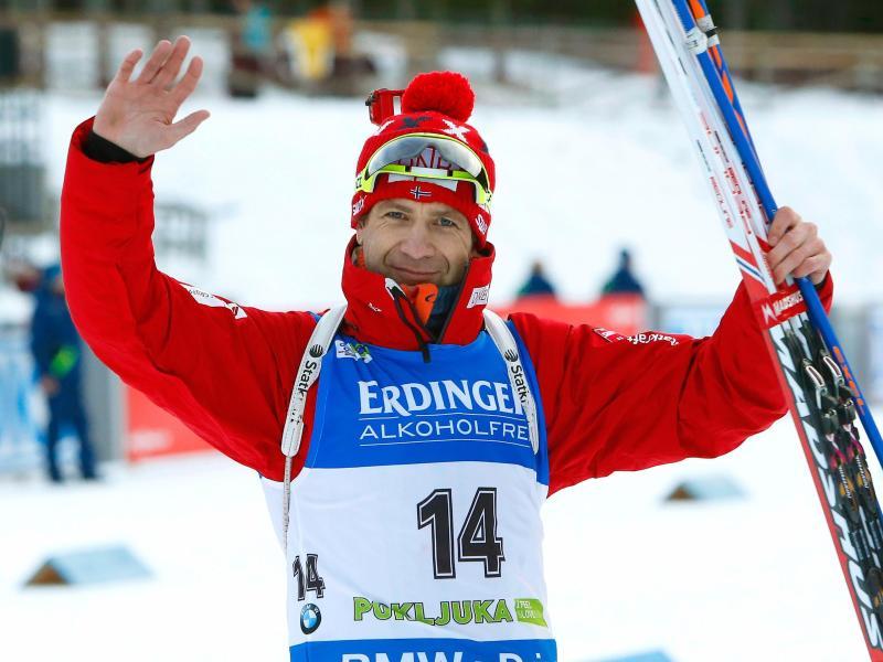 Rekord-Weltmeister Bjørndalen: Höre nach der Saison auf