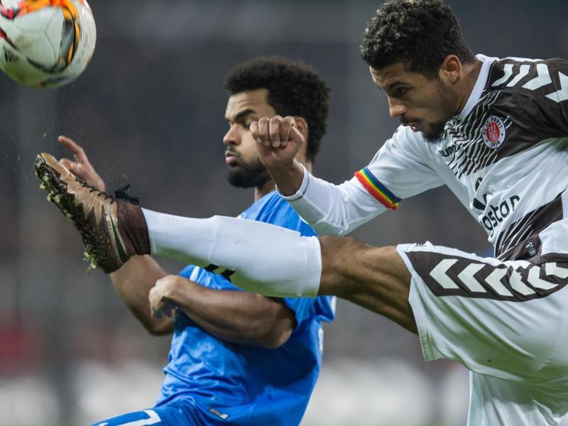St. Pauli schlägt Braunschweig 1:0