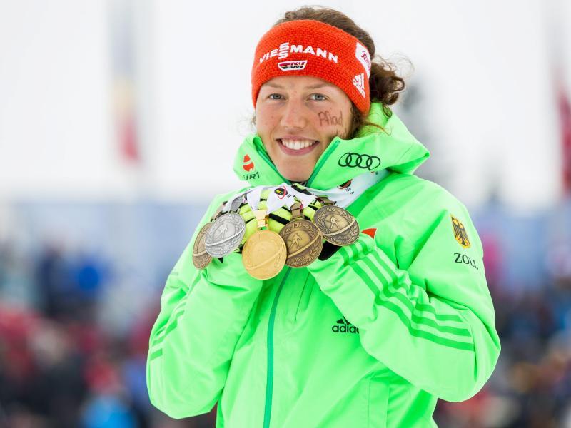 Die Gewinner und Verlierer der Biathlon-WM