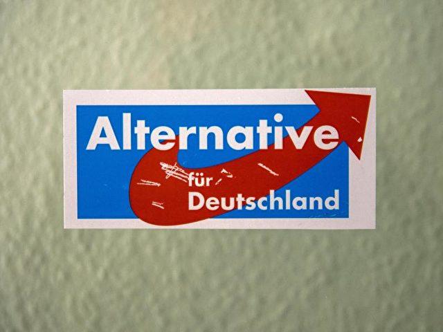 AfD-Logo Foto: Andreas Arnold/dpa