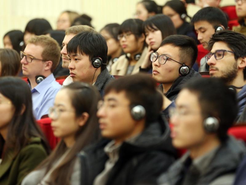 Keine akademische Freiheit: Holländische Universität in China will keine Vollabschlüsse mehr anbieten