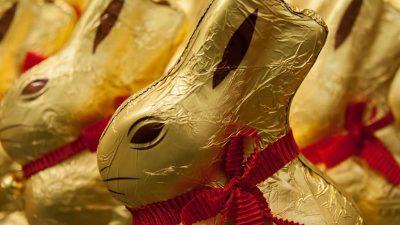 Süßwarenbranche macht Milliardenumsatz vor Ostern