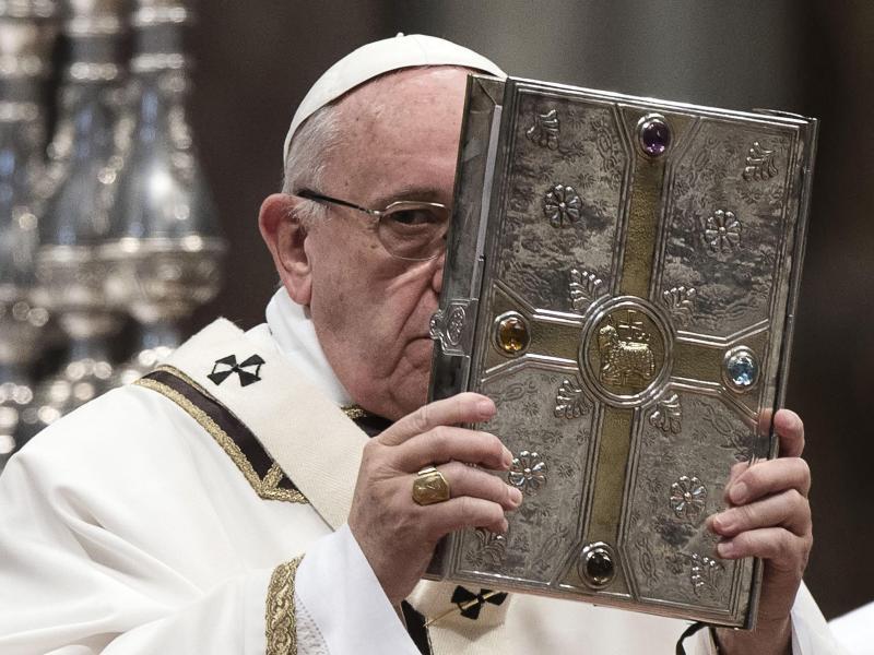Papst bekräftigt Null-Toleranz-Linie gegen Pädophilie