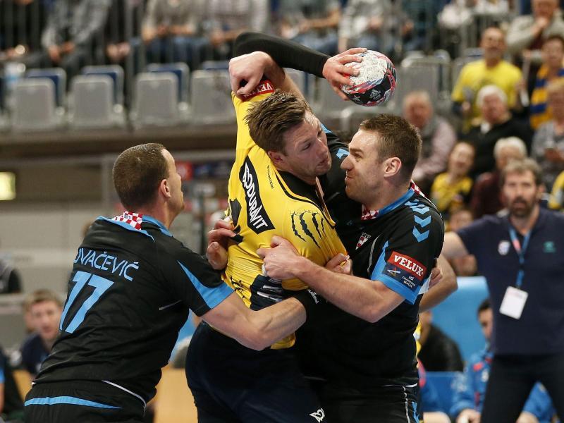 Rhein-Neckar Löwen raus – Flensburg im CL-Viertelfinale