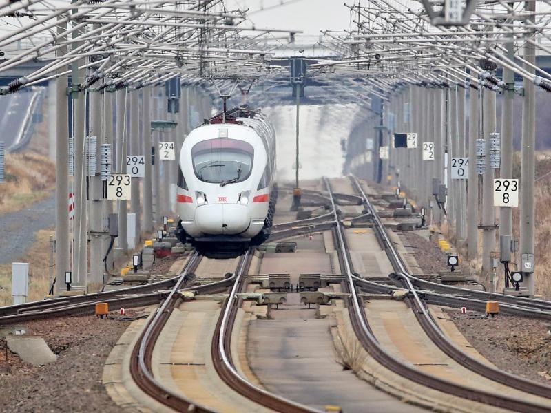 Bauarbeiten: Bahn will ICE-Strecke Hannover-Kassel sperren