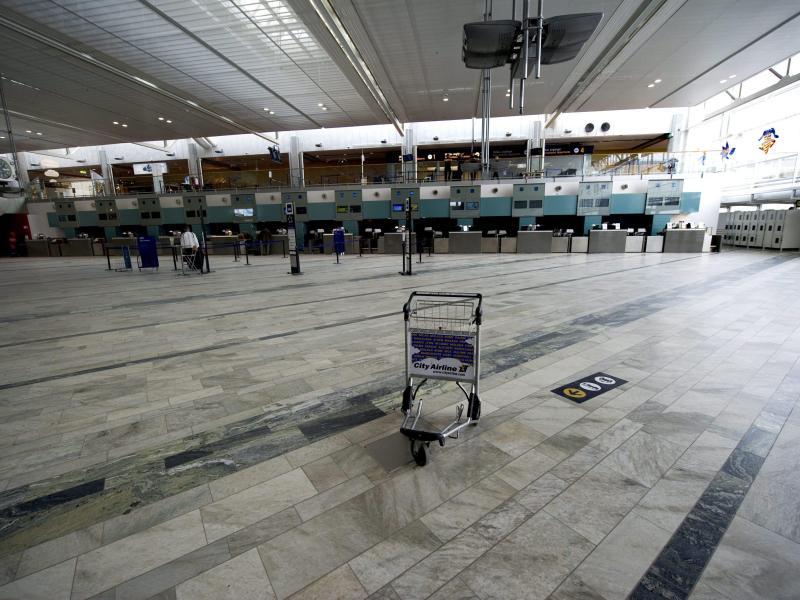 Göteborg: Terminal des Flughafens nach Bombendrohung geräumt