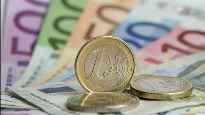 Finanzministerium: Bund sparte 211 Milliarden Euro an Zinsen