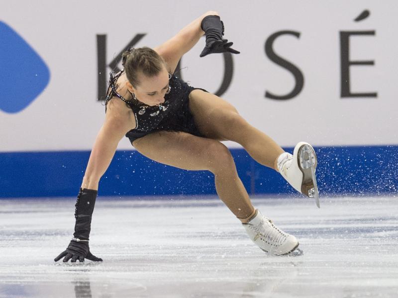 Eiskunstlauf: Streubel und Weinzierl verpassen WM-Finale