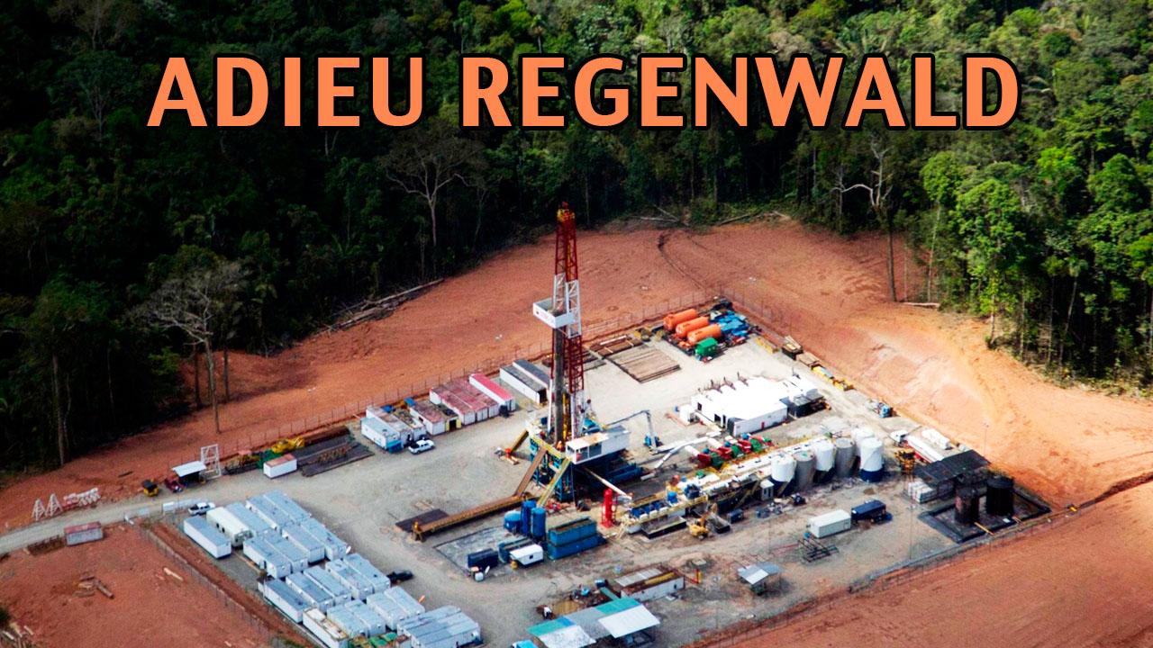 China Unzensiert: Jetzt bohrt China im Amazonas Regenwald nach Öl