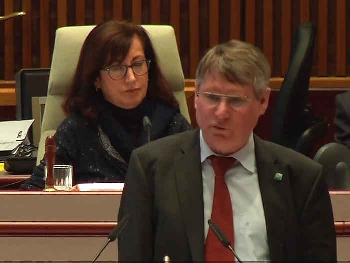 SPD-Abgeordneter bezieht monatlich 125.000 Euro für leere Asylunterkunft