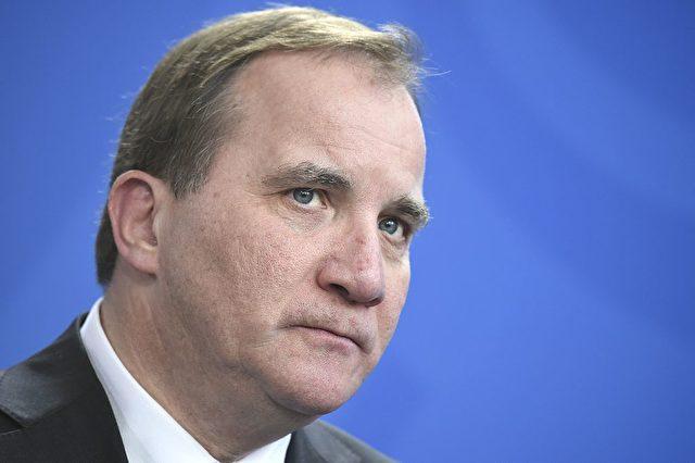 Schwedens Premier Stefan Löfven Foto: ODD ANDERSEN / AFP / Getty Images