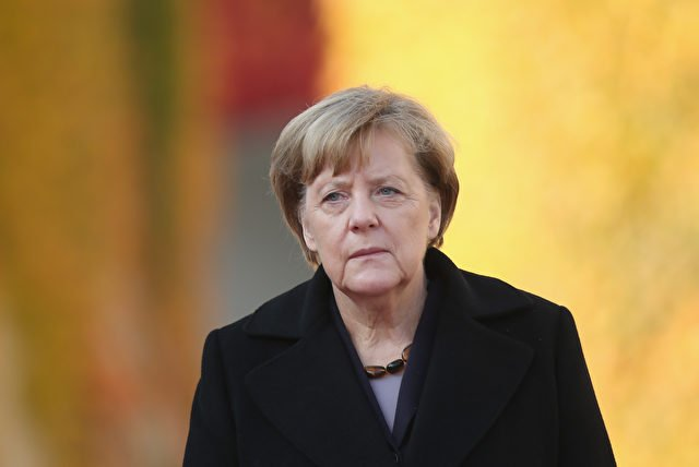 Bundeskanzlerin Angela Merkel. Foto: Sean Gallup / Getty Images