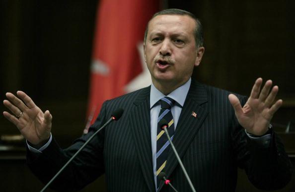 Symbolbild, Präsident Erdogan, Türkei Foto: ADEM ALTAN/AFP/Getty Images