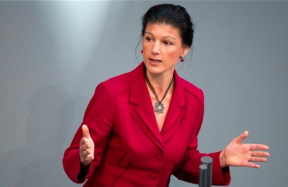 Sahra Wagenknecht. Foto: STEFFI LOOS/Getty Images