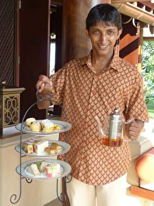 High Tea in Cape Weligama
