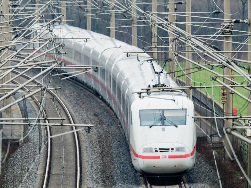 Bahn leitet 160 Züge zwischen Kassel und Hannover um