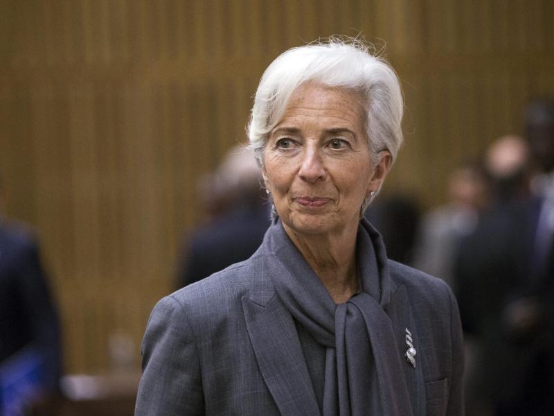 Vor Gericht: Lagarde lässt sich für Dauer des Prozesses in Frankreich beurlauben