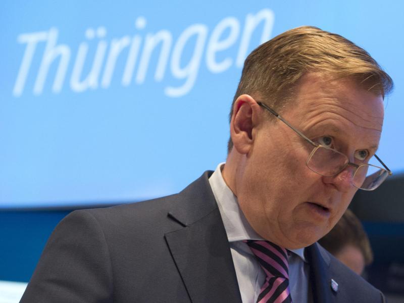 Ramelow schockiert über neue NSU-Enthüllungen