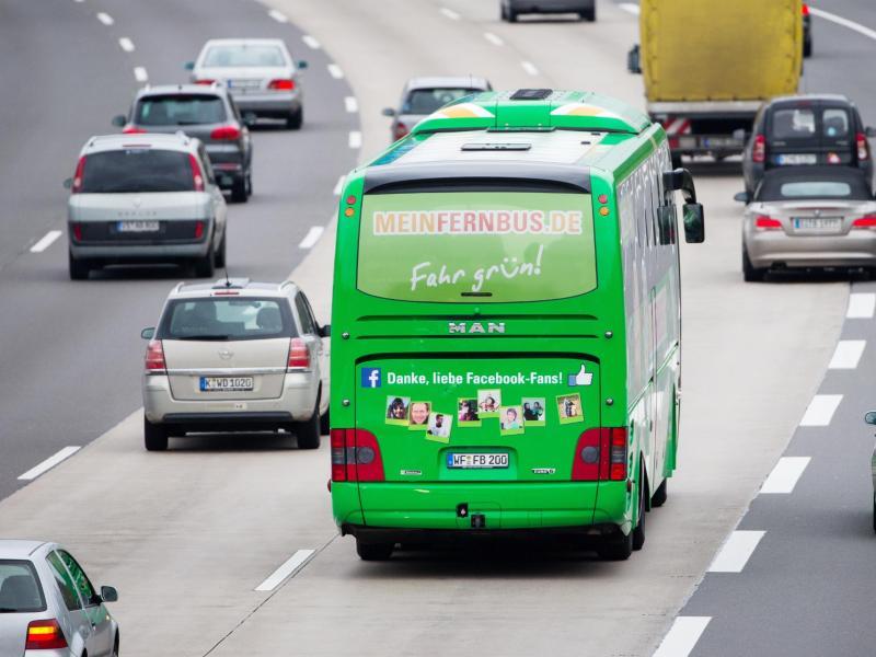 Fernbusse: Auch künftig ohne Maut