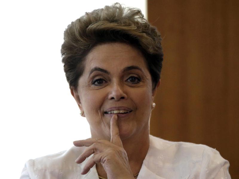 Brasiliens Präsidentin Rousseff wurde ihres Amtes enthoben