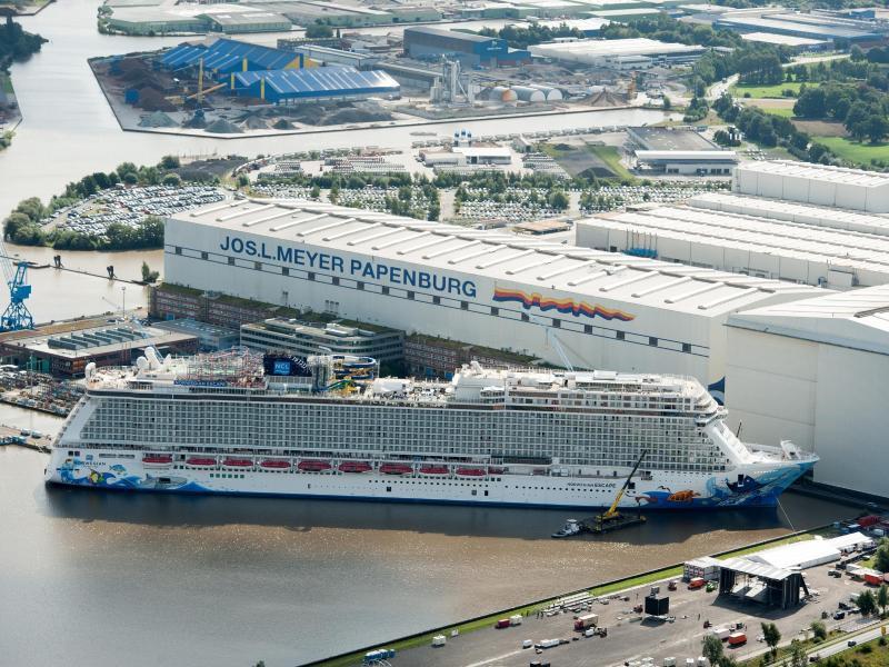 Meyer-Werft lässt Belegschaft über Stellenabbau abstimmen – Betriebsrat empört