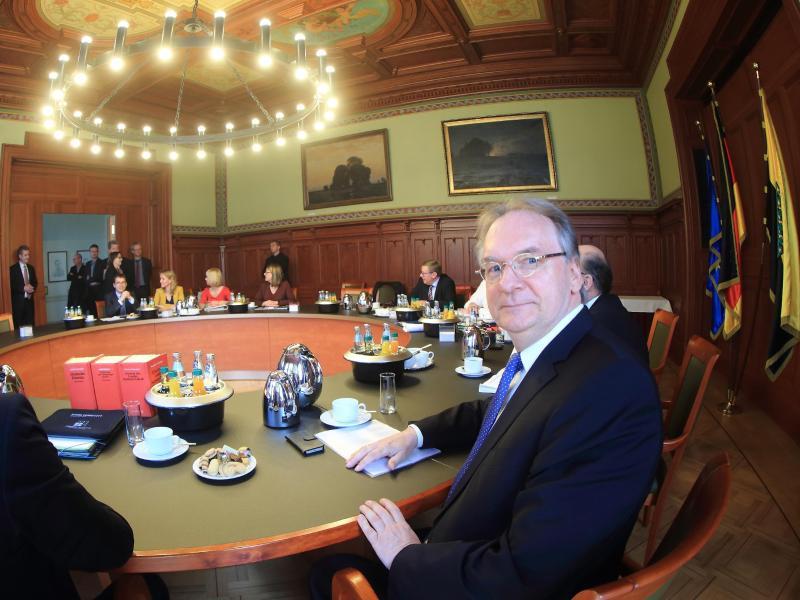 Keine Einigung: Koalitionsgespräche in Sachsen-Anhalt auf Montag vertagt