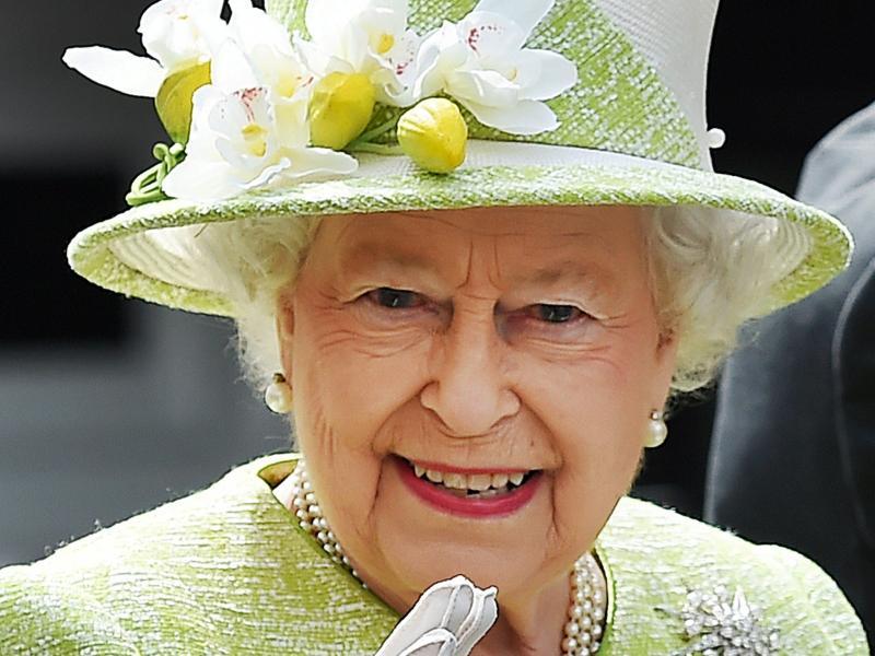 Eine Art Liebesbrief von Queen Elizabeth versteigert