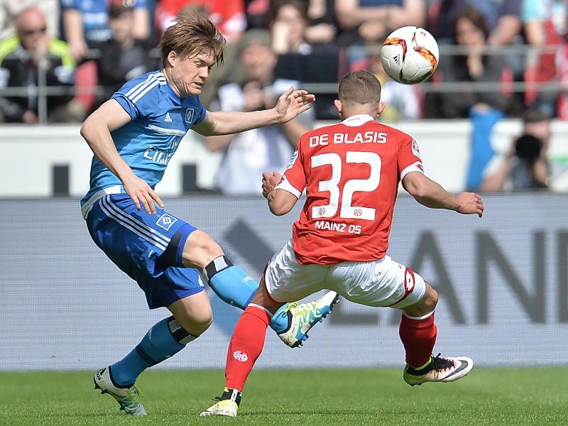 Mainz 05 zittert nach 0:0 um Europa – Hamburger SV fast gerettet