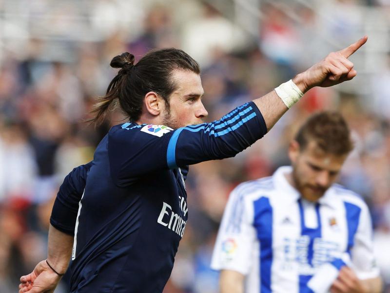 Bale sichert Real späten Sieg – Meisterchance gewahrt