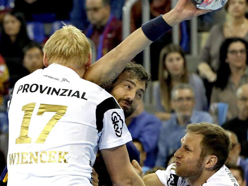 Trotz Niederlage zieht THW Kiel ins Final 4 ein