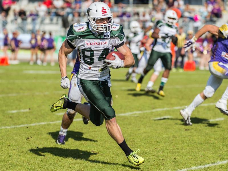 Minnesota Vikings holen Moritz Böhringer in die NFL