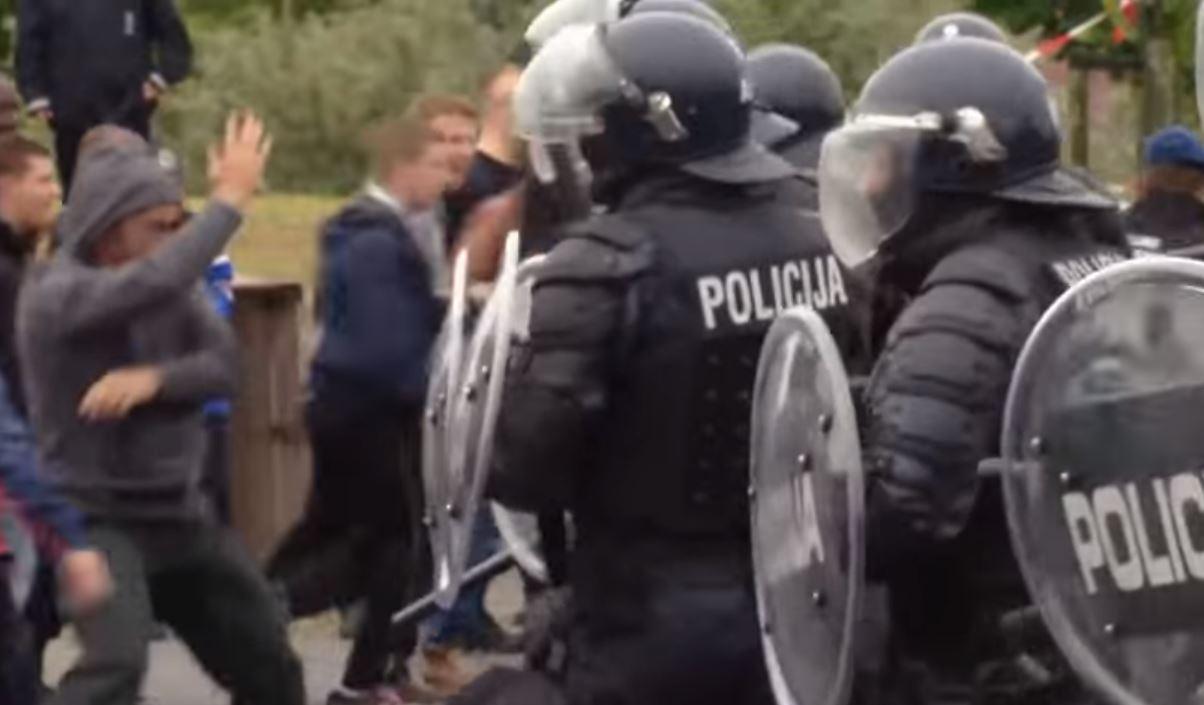 EU-Militärpolizei übt Bürgerkrieg in NRW