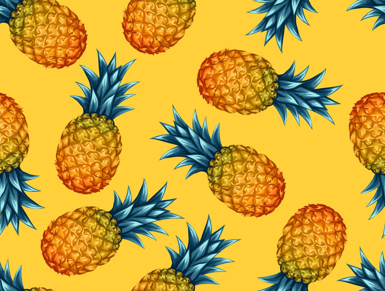 Dieser Drink mit Ananas hilft bei Knieschmerzen (+REZEPT)
