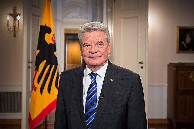 Bundespräsident Joachim Gauck. Foto: Guido Bergmann/Bundesregierung-Pool via Getty Images