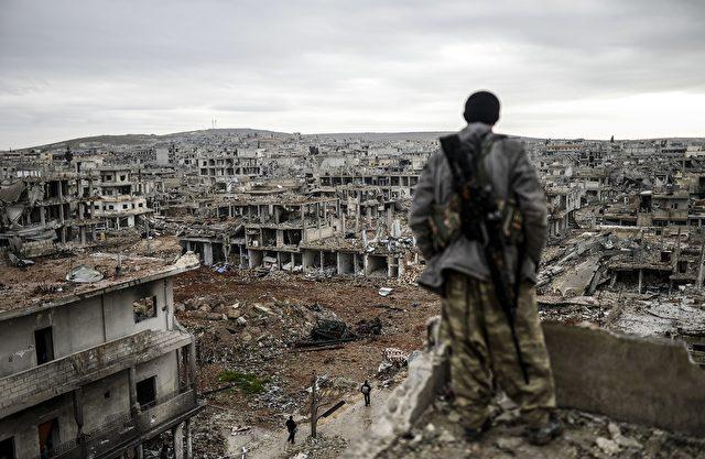 """""""Syrien-Krieg kann noch 5 Jahre dauern"""": Weltmächte im Tauziehen"""