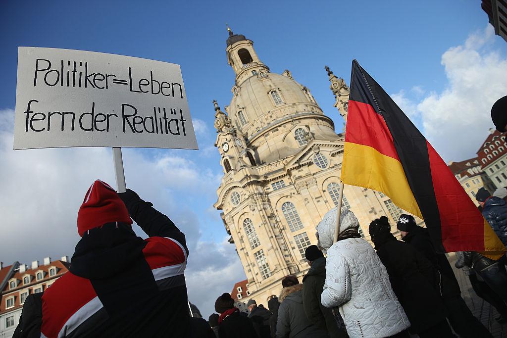 """Dresdens OB Hilbert fordert vor """"2 Jahre Pegida"""": """"Müssen in der Lage sein ein anderes Bild auszusenden"""""""