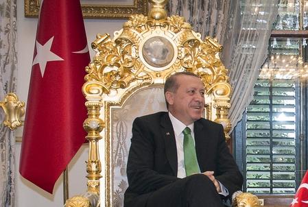 Recep Tayyip Erdogan, Präsident der Türkei Foto:  Guido Bergmann/Bundesregierung via Getty Image