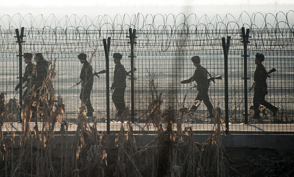 """China baut Flüchtlingslager: """"Nordkorea könnte schneller kollabieren, als wir denken"""""""