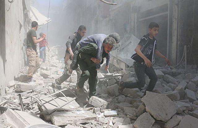 Russland Warnt Eu Vor Einrichtung Türkischer Sicherheitszonen In Syrien