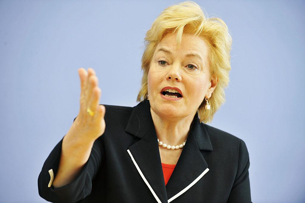 """Erika Steinbach: Abstimmung zur """"Ehe für alle"""" gegen Grundgesetz und Programm der CDU"""