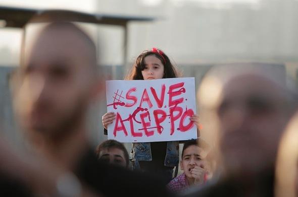 Aleppo: Putin ordnet für Freitag zehnstündige Feuerpause an