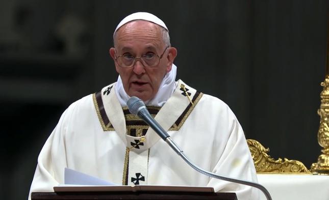 Papst wirbt für weitere Annäherung zwischen Katholiken und Lutheranern