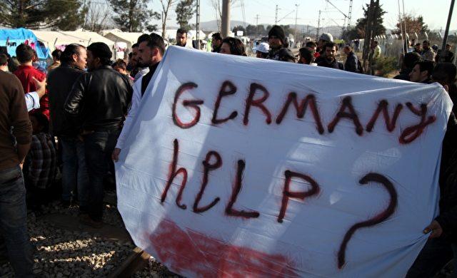 Flüchtlinge auf der Balkanroute Foto: über dts Nachrichtenagentur