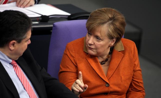 CDU-Wirtschaftsflügel rechnet mit großer Koalition ab