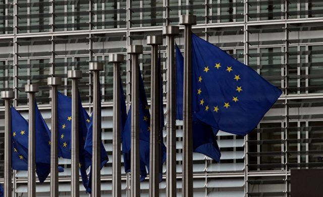 EU-Fahnen Foto: über dts Nachrichtenagentur