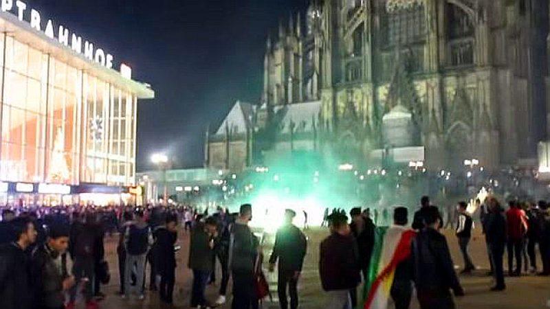 Köln Silvesternacht